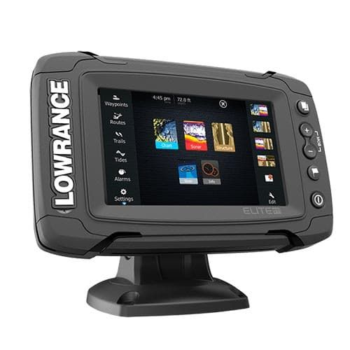 Lowrance Elite-5Ti Mid/High/DownScan
