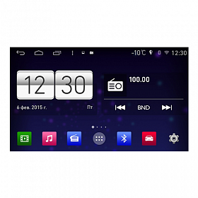 FarCar s160 Mercedes-Benz E-Class, CLS-Class Android (M090)