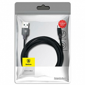 Baseus Yiven Cable For Type-C 3A 1.2M Black