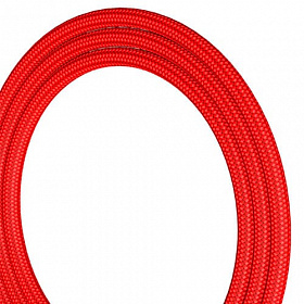 Baseus Rapid Series Type-C Cable (Indicator light) 25CM Red