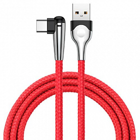Baseus sharp-bird mobile game cable USB For Type-C 2A 2M Red